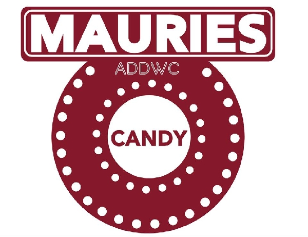 Mauries Candy Logo